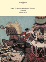 Fairy Tales of the Allied Nations - Illustrated by Edmund Dulac