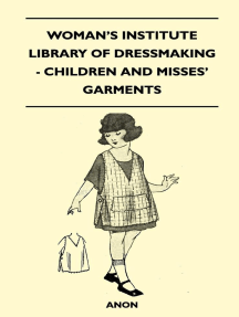 Woman's Institute Library of Dressmaking - Children and Misses' Garments