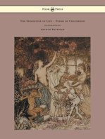 The Springtide of Life - Poems of Childhood - Illustrated by Arthur Rackham