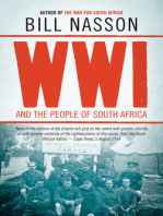 World War One and the People of South Africa
