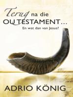 Terug na die Ou Testament
