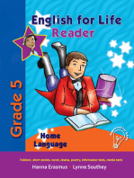 English for Life Reader Grade 5 Home Language