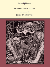 Indian Fairy Tales - Illustrated by John D. Batten