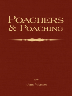 Poachers and Poaching - Knowledge Never Learned in Schools