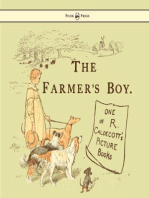 The Farmers Boy - Illustrated by Randolph Caldecott