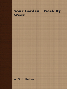 Your Garden - Week By Week