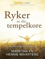 Ryker as die tempelkore