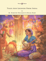 Tales and Legends from India - Illustrated by Harry G. Theaker