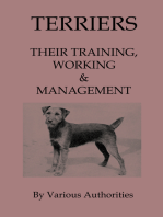 Terriers - Their Training, Work & Management