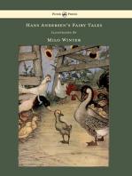 Hans Andersen's Fairy Tales - Illustrated by Milo Winter