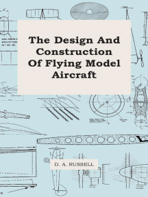 The Design and Construction of Flying Model Aircraft