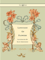 Language of Flowers - Illustrated by Kate Greenaway