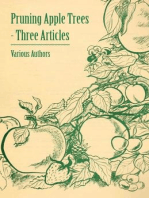 Pruning Apple Trees - Three Articles