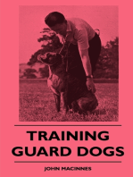 Training Guard Dogs