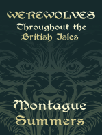 Werewolves - Throughout the British Isles (Fantasy and Horror Classics)