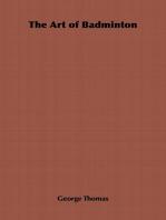 The Art of Badminton