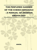 The Perfumed Garden Of The Cheikh Nefzaoui - A Manual Of Arabian Erotology