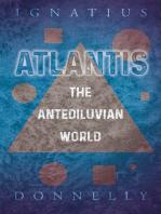 Atlantis - The Antediluvian World