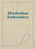 Elizabethan Embroidery
