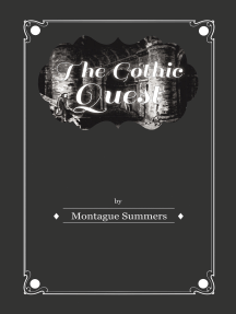 Read The Gothic Quest A History Of The Gothic Novel Online By Montague Summers Books