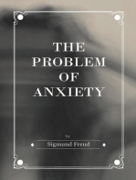 The Problem of Anxiety