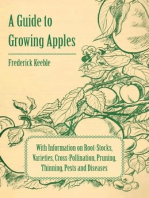 A Guide to Growing Apples with Information on Root-Stocks, Varieties, Cross-Pollination, Pruning, Thinning, Pests and Diseases