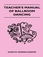 Teacher's Manual Of Ballroom Dancing
