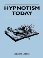Hypnotism Today