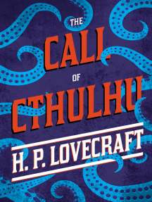 The Call of Cthulhu: With a Dedication by George Henry Weiss