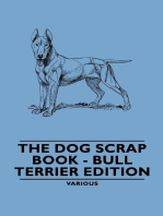 The Dog Scrap Book - Bull Terrier Edition