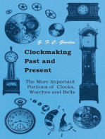 Clockmaking - Past And Present