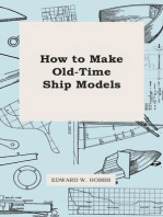 How To Make Old-Time Ship Models