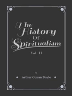 The History of Spiritualism - Vol II