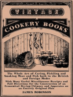 The Whole Art of Curing, Pickling and Smoking Meat and Fish both in the British and Foreign Modes