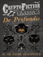 De Profundis (Cryptofiction Classics - Weird Tales of Strange Creatures)