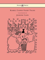 Karel Capek Fairy Tales - With One Extra as a Makeweight and Illustrated by Joseph Capek