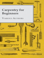 Carpentry For Beginners