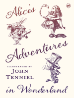 Alice's Adventures in Wonderland - Illustrated by John Tenniel