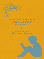 Young Folk's Treasury Volume II - in 12 Volumes