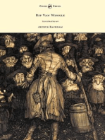 Rip Van Winkle - Illustrated by Arthur Rackham