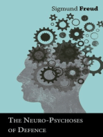 The Neuro-Psychoses of Defence