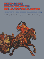 High Horse Rampage (Gents on the Rampage)