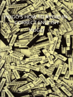 Hugo's How to Avoid Incorrect English