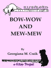 Bow-Wow and Mew-Mew: Illustrated