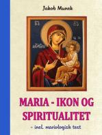 Maria – Ikon og Spiritualitet