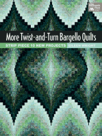More Twist-and-Turn Bargello Quilts