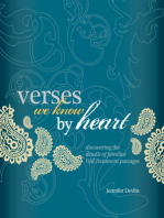 Verses We Know by Heart: Discovering the Details of Familiar Old Testament Passages