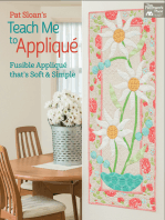 Pat Sloan's Teach Me to Applique