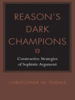 Reason's Dark Champions: Constructive Strategies of Sophistic Argument