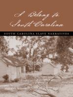 I Belong to South Carolina
